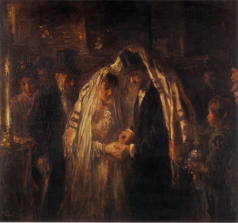 Wann Ist Eine Frau Fruchtbar Und Wann Nicht Traun: Eine Jüdische Hochzeit